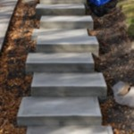 Custom Concrete Stairs Calgary
