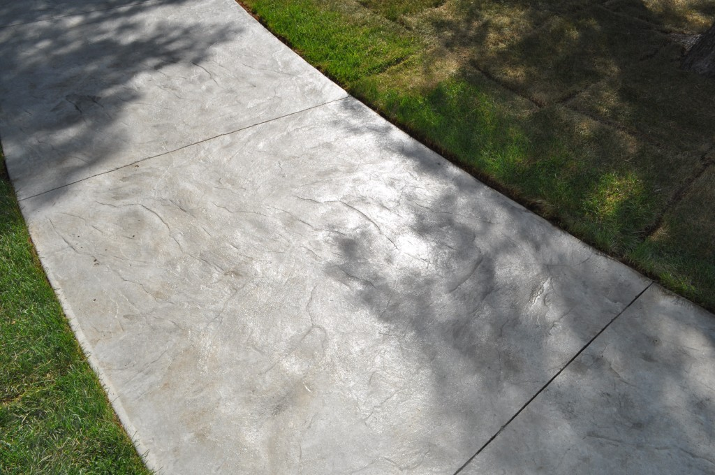 Stamped Concrete Calgary